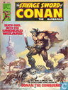 Comics - Conan - The Savage Sword of Conan the Barbarian 10