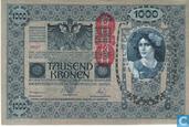Deutschösterreich 1.000 Kronen ND (1919) P59