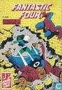 Comics - Fantastischen Vier, Die - Omnibus 4, jaargang '88