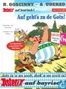 Comics - Asterix - Auf geht's zu de Gotn