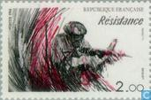Postage Stamps - France [FRA] - Liberation