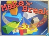 Board games - Make 'n Break - Make 'n Break
