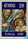 Postage Stamps - Ireland - Christmas