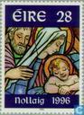 Briefmarken - Irland - Weihnachten