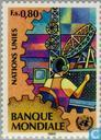 Timbres-poste - Nations unies - Genève - World