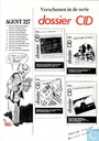 Comics - Agent 327 - Dossier CID 005