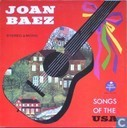 Disques vinyl et CD - Baez, Joan - Songs of the USA