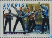 Postage Stamps - Sweden [SWE] - Dance Music
