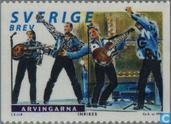 Briefmarken - Schweden [SWE] - Tanzmusik