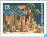 Postzegels - Liechtenstein - Kerstmis