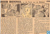 Strips - Bommel en Tom Poes - Heer Bommel en de Partij van de Blijheid