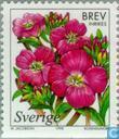 Postzegels - Zweden [SWE] - Bloemen