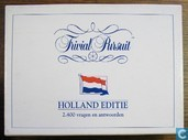Spellen - Trivial Pursuit - Trivial Pursuit - Holland Editie