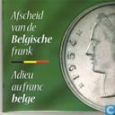 Munten - België - België jaarset 2001