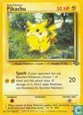 Cartes à collectionner - English 1999-06-16) Jungle (Unlimited) - Pikachu