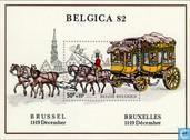 Timbres-poste - Belgique [BEL] - Belgica '82