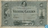 40 gulden Nederland 1921