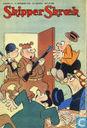 Bandes dessinées - Skipper Skræk (tijdschrift) (Deens) - 1959 nummer 37