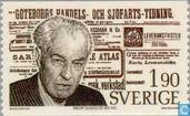 Postage Stamps - Sweden [SWE] - Torgny Segerstedt
