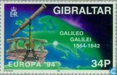 Postage Stamps - Gibraltar - Europe – Great discoveries