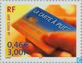 Postzegels - Frankrijk [FRA] - Wetenschappelijke verwezenlijkingen