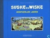 Comics - Suske und Wiske - Avontuurlijke landen