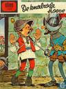 Bandes dessinées - Ohee (tijdschrift) - De knalrode hoeve