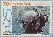 Postage Stamps - Spain [ESP] - 125 years of UPU