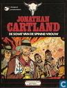 Comics - Jonathan Cartland - De schat van de spinne-vrouw