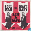 Disques vinyl et CD - Sam & Dave - Soul man