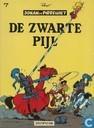 Bandes dessinées - Johan et Pirlouit - De zwarte pijl