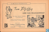 Comic Books - Bumble and Tom Puss - Tom Pfiffig und das Reuegespenst