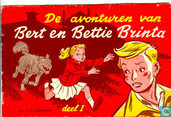Comic Books - Bert en Bettie Brinta - De avonturen van Bert en Bettie Brinta 1