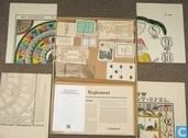 Board games - Negen vermakelyke Gezelschapsspelen voor den geheelen Familiekring - Negen vermakelyke Gezelschapsspelen voor den geheelen Familiekring