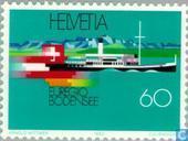Postzegels - Zwitserland [CHE] - Euregio Bodensee