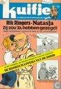 Comic Books - Rik Ringers - De boodschappers van de dood
