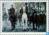 Postage Stamps - Belgium [BEL] - End of the 1st World War