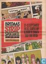 Strips - Bredaas Stripspektakel - Bredaas Stripspektakel 1987 - Speciale uitgave Het Stadsblad