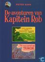 Comic Books - Kapitein Rob - Het goud van de groene slang + De roze parels van Tomoa