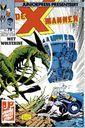 Strips - X-Men - Nacht van het bloed