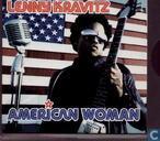 Vinyl records and CDs - Kravitz, Lenny - American women