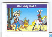 Comic Books - Lucky Luke - Mini strip 6 / La mini-BD 6