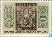 Postage Stamps - Austria [AUT] - National Bank 150 years