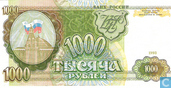 Russie 1000 rouble