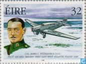 Postage Stamps - Ireland - Aviation Pioneers