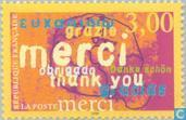 Timbres-poste - France [FRA] - Merci
