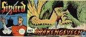Comics - Sigurd - Het drakengevecht