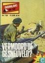 Bandes dessinées - Oorlog - Vermoord of gesneuveld?