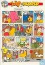 Bandes dessinées - Tsjakka! (tijdschrift) - 2000 nummer  1