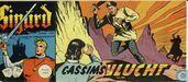 Comic Books - Sigurd - Cassim's vlucht